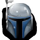 bounty hunter, helmet, jango fett, star wars icon