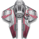 anakin, star wars, starfighter icon