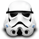 clone, droid, helmet, star wars, storm trooper icon