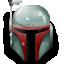 boba fett, helmet, star wars icon