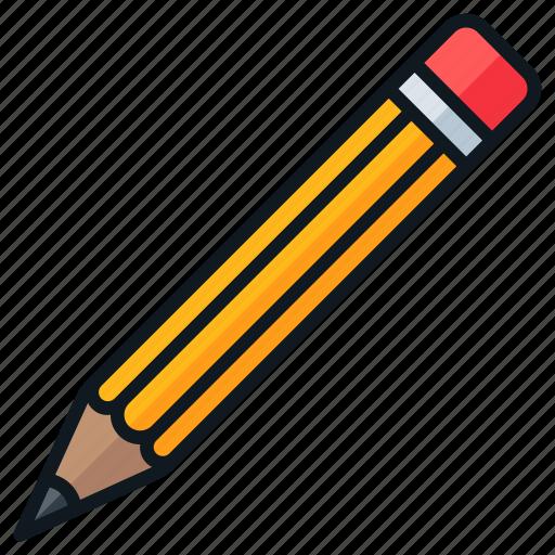 Draw Edit Eraser Pencil Sketch Icon Download On Iconfinder