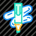 marker, stationery, equipment, accessory, knife, anti, stapler