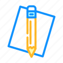pencil, stationery, equipment, accessory, knife, anti, stapler