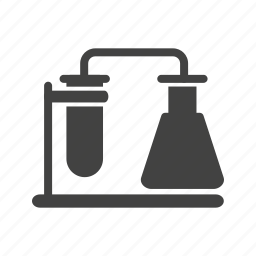 chemical, chemistry, equipment, lab, laboratory, science, set icon