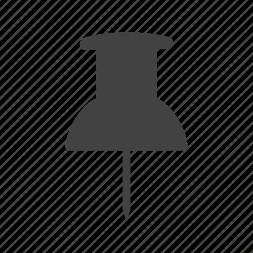 board, pin, pins, push, pushpin, tack, thumb icon