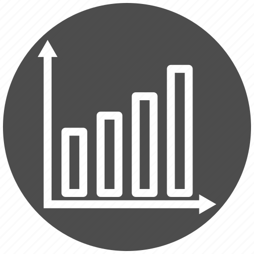 Analysis, bar, business, chart, diagram, graphic, statistical icon - Download on Iconfinder