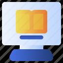 book, digital, ebook, learning, library