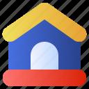 building, construction, estate, home, house
