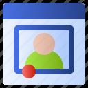 internet, movie, multimedia, streaming, video icon