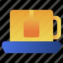 beverage, cafe, hot, mug, tea icon