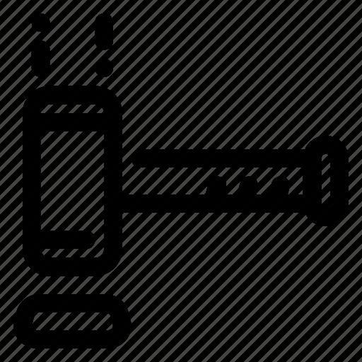 ban, banhammer, gdpr, hammer, law, moderator, rules icon