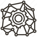 cogwheel, configuration, education, gear, settings, tools and utensils icon