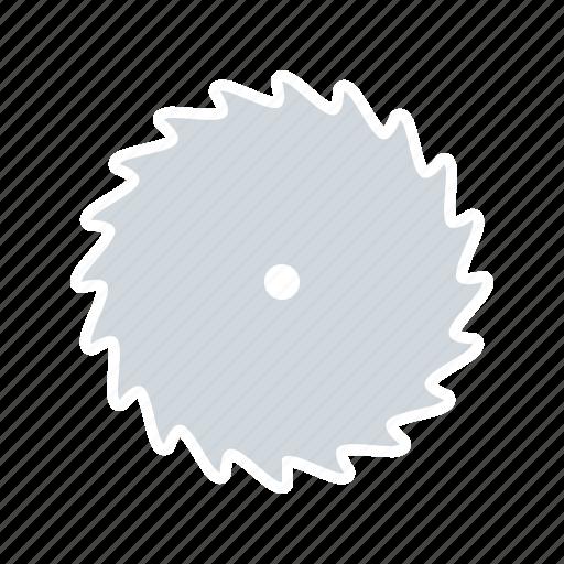circular saw, diy, equipment, saw blade, tool, workshop icon