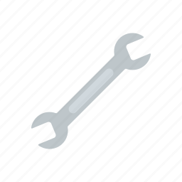diy, equipment, spanner, tool, workshop, wrench icon