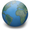 earth, globe, planet icon