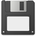 dev, floppy icon