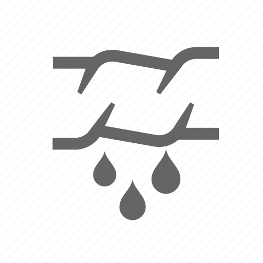 clothes, drops, manual, pressing, water, wet, wring icon