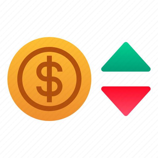 Currency, dollar, finance, forex, investment, money, stocks icon - Download on Iconfinder