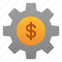 business, dollar, finance, investing, investment, money management, stocks icon
