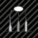 dental, dentistry, instruments, mirror, stomatology, tool, treatment icon