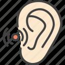 disease, otitis, ear, earache