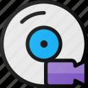 camera, disk, compact, storage, hard, cd