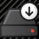 download, drive, storage, hard