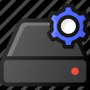 drive, settings, storage, hard