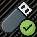 flash, drive, check, pendrive, usb, storage