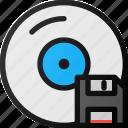 save, disk, compact, storage, hard, cd