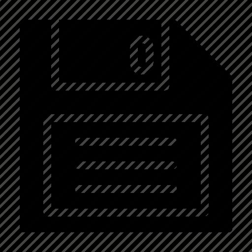 Computer, data, floppy, media, save, storage, guardar icon - Download on Iconfinder