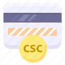 card, code, security icon
