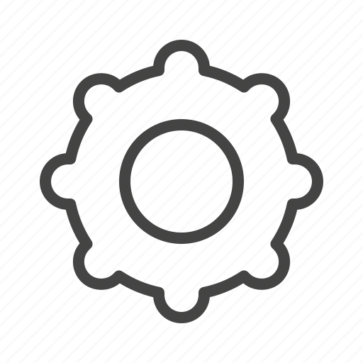 cog, configuration, gear, options, preference, setting icon