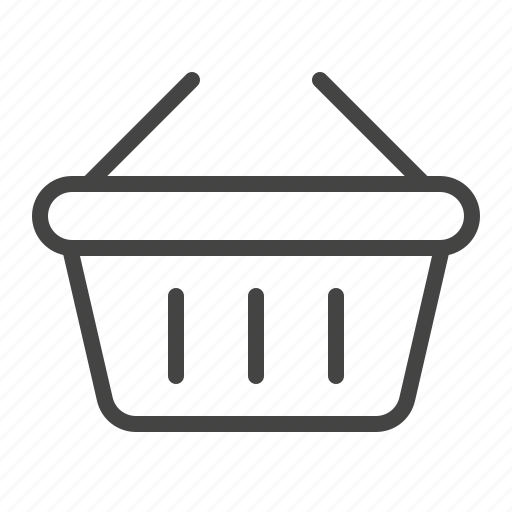 basket, buy, cart, product, shop, store icon