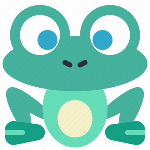 fairy tale, frog, story, time icon