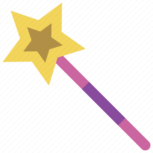 fairy, fairy tale, story, time, wand icon