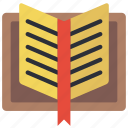 book, fairy tale, open, story, time icon