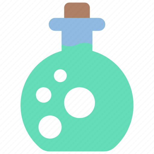 fairy tale, potion, story, time icon
