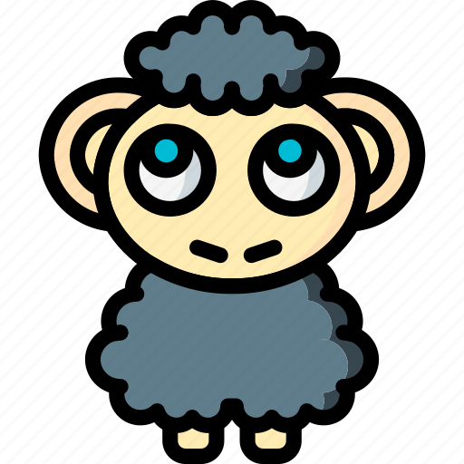 fairy tale, sheep, story, time, ultra icon