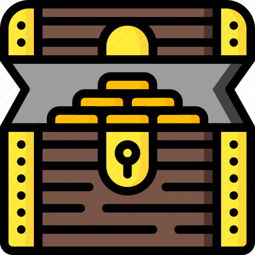 chest, fairy tale, open, story, time, treasure, ultra icon