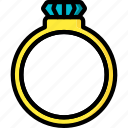 fairy tale, ring, story, time, ultra icon
