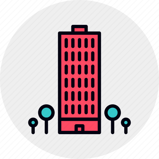 Building, enterprise, office icon - Download on Iconfinder