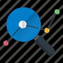 analysis, analytics, chart, growth icon