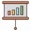 business, chart, forecasting, report, sale, strategy icon