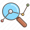 analysis, business, chart, strategy icon