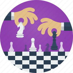 business, chess, chess game, game, marketing, pawn, pawns, strategy icon