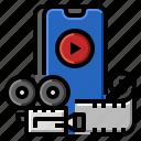 media, movie, online, player, video