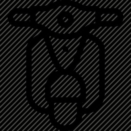 engine, motorbike, motorcycle, move, ride, transportation, vehicle icon