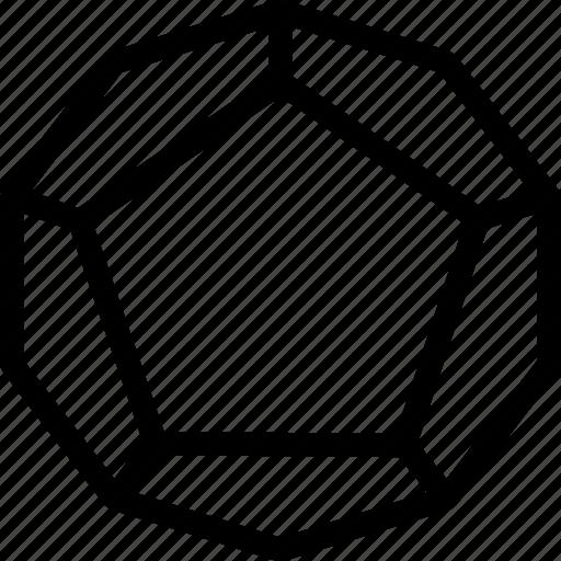 interface, net, reflection, shape icon