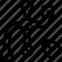 interface, line, node, pen, select icon